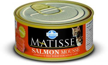 Matisse Mousse Salmon (Матис мусс с лососем) 85г.