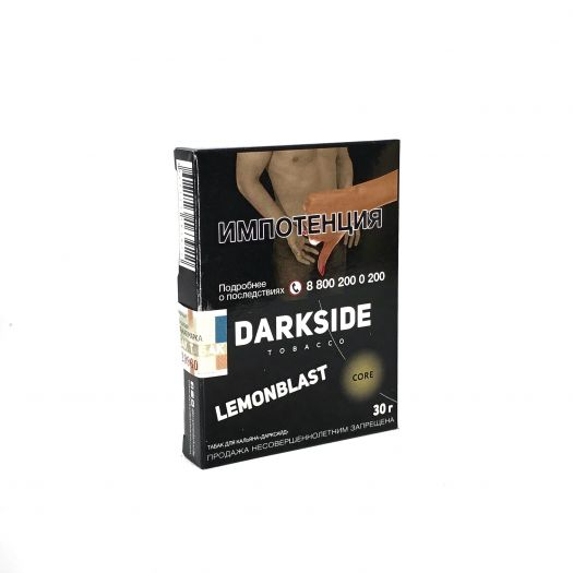 DarkSide (Core) Lemonblast 30г