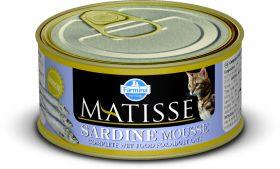 Matisse Mousse Sardine (Матис мусс с сардинами)