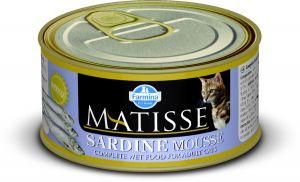 Matisse Mousse Sardine (Матис мусс с сардинами) 85г.