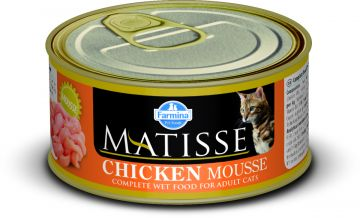 Matisse Mousse Chiken (Матис мусс с курицей) 85г.