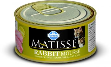 Matisse Mousse Rabbit (Матис мусс с кроликом) 85г.