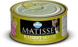 Matisse Mousse Rabbit (Матис мусс с кроликом) 85г.