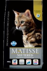 Matisse Neutered (для стерилизованных кошек и кастрированных котов)
