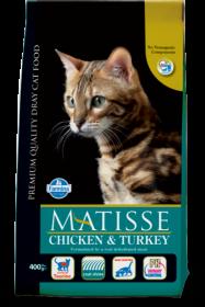 Matisse Chicken & Turkey Adult (Матис курица+индейка)