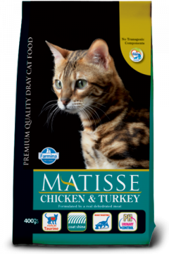 Matisse Chicken & Turkey Adult (Матис курица+индейка)
