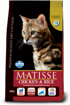 Matisse Chicken & Rice Adult (Матис курица+рис)