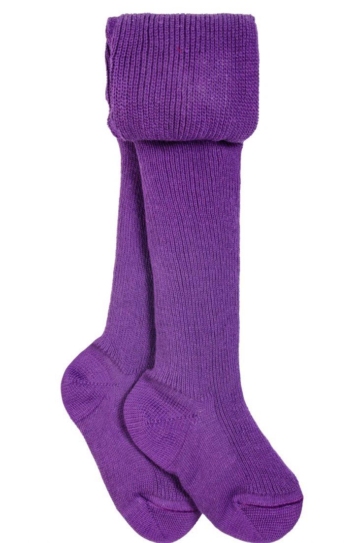 Колготки цвета фиолет