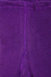 100% хлопковые детские колготки фиолетовый цвет