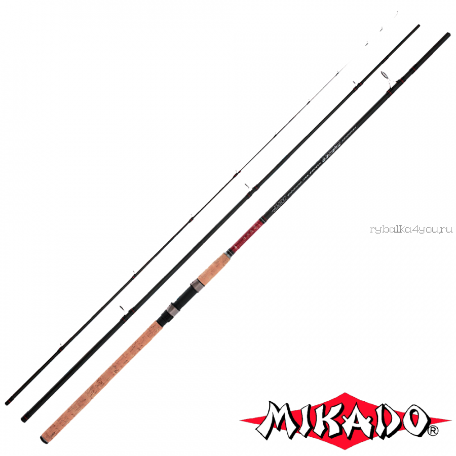 Фидер Mikado SCR Heavy Feeder 3.6 м / тест 100-150 гр