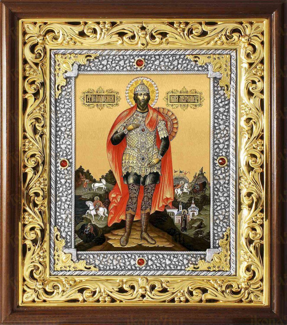 Икона Илия Муромец