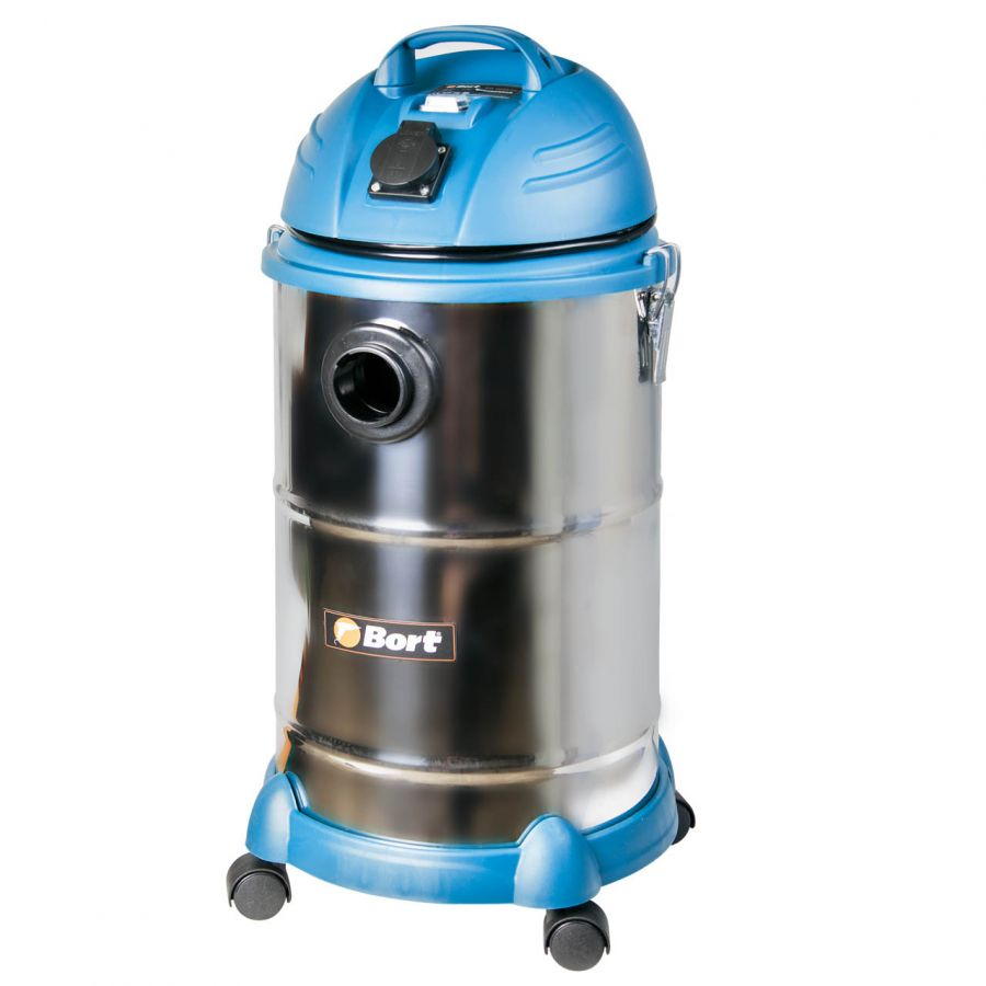 Профессиональный пылесос BORT BSS-1530N-PRO