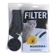 MODERNA Фильтр универсальный для биотуалета, 15Х16 см