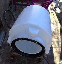 Емкость конусная ФМ 120 литров