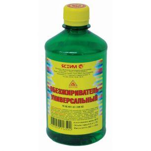 Обезжириватель Ясхим 0,5 л ПЭТ для удаления всех типов жиров и масел