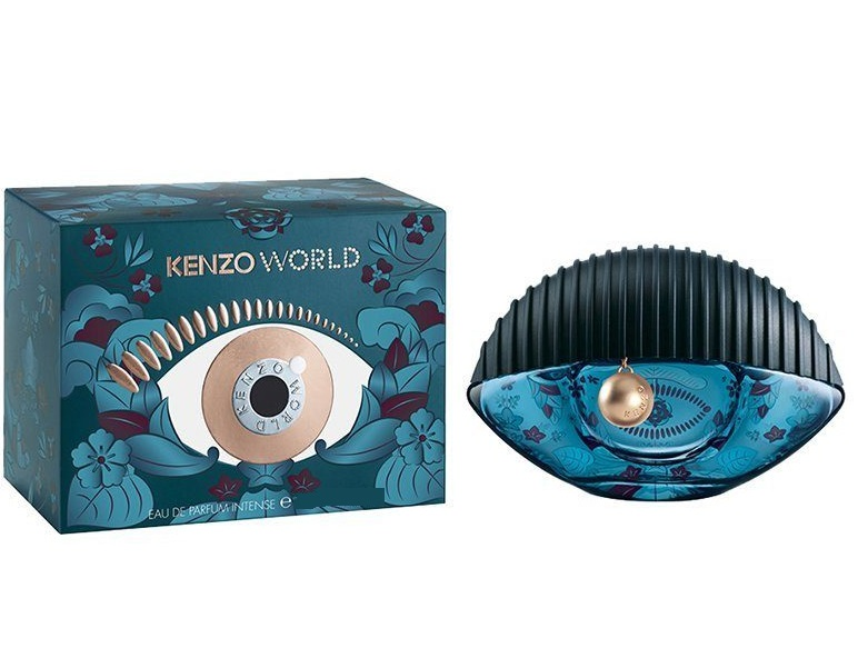 Парфюмерная вода Kenzo World Intense Fantasy Collection 75 мл