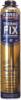 Клей-Пена Полиуретановая 750мл Krass Professional Thermo Fix Летняя при Устройстве Систем Теплоизоляции Фасадов