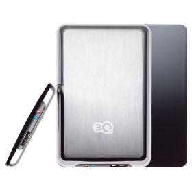 "Внешний бокс для HDD 2,5"" 3Q HDD-T200S-HB  Black Алюминиевый USB 3.0 Slim (7mm)"