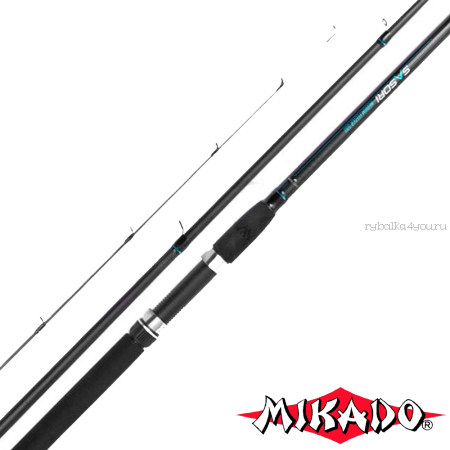 Фидер Mikado Sasori Medium Feeder 3.6 м / тест до 140 гр