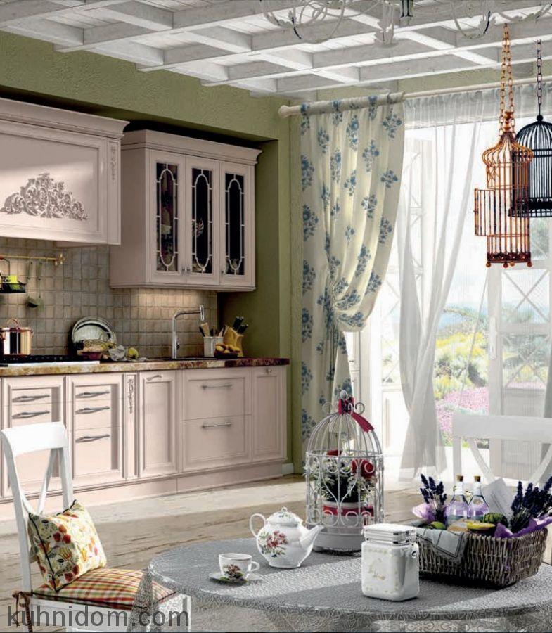 Кухня Комо Розе с Порталом
