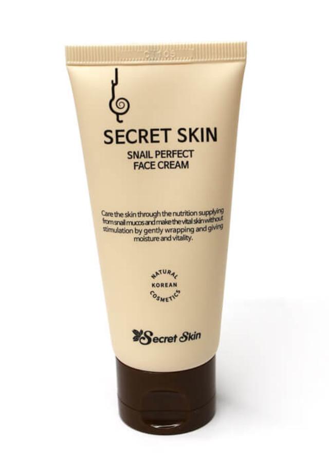 SS Крем для лица с экстрактом улитки Snail Perfect Face Cream 50гр