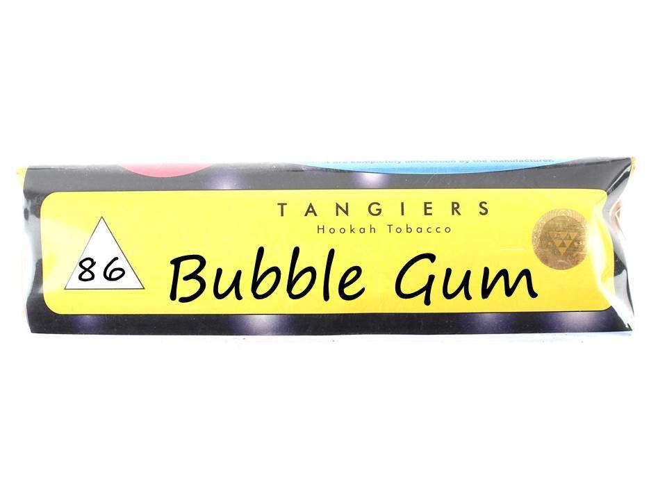 Табак Tangiers Noir - Bubble Gum (Жевательная резинка, 250 грамм)