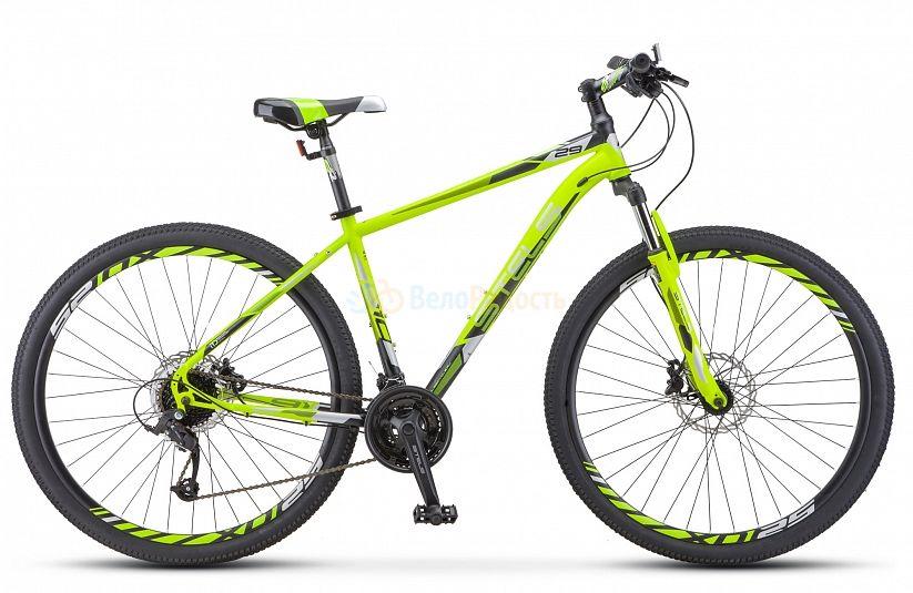 Велосипед горный Stels Navigator 910 D 29 V010 (2020)