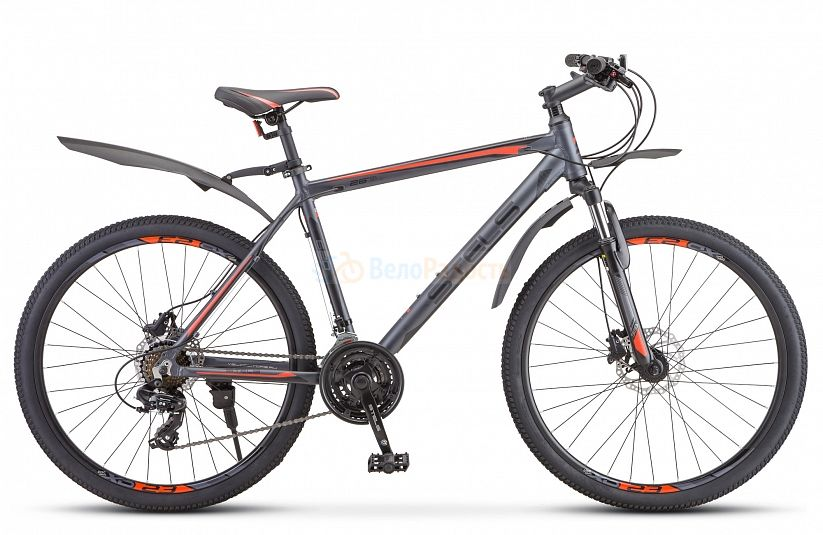 Велосипед горный Stels Navigator 620 D 26 V010 (2021)