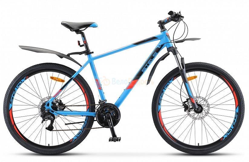 Велосипед горный Stels Navigator 745 D 27.5 V010 (2020)