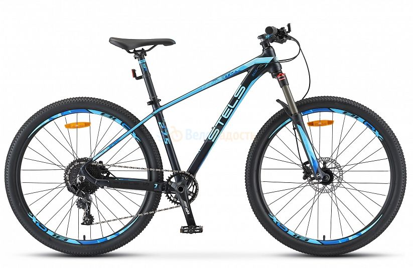 Велосипед горный Stels Navigator 770 D 27.5 V010 (2020)