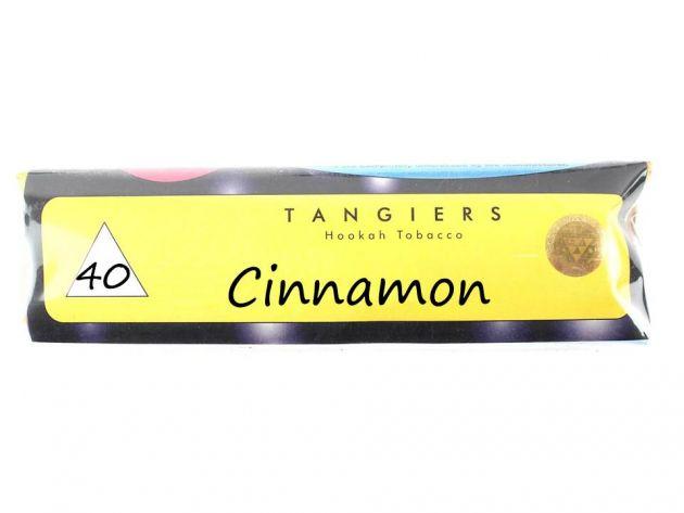 Табак Tangiers Noir - Cinnamon (Корица, 250 грамм)