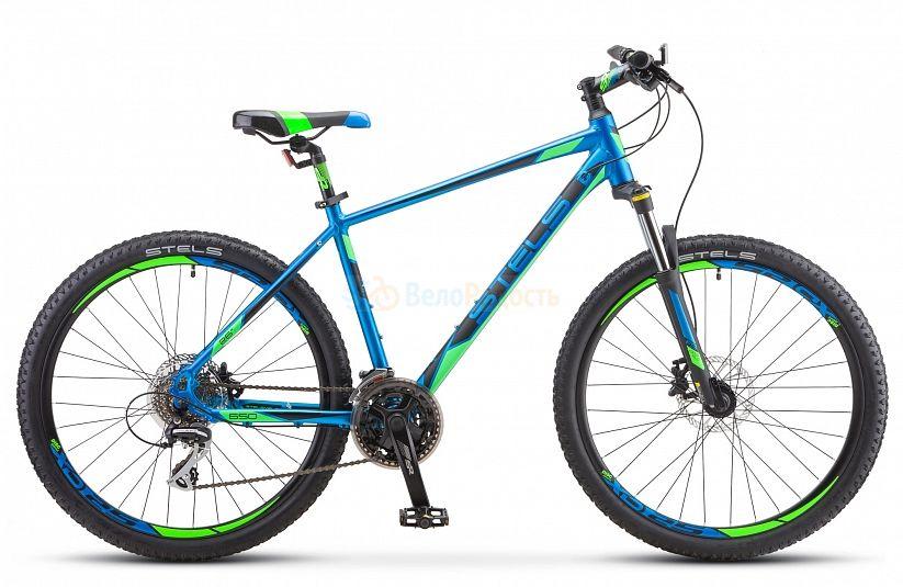 Велосипед горный Stels Navigator 650 D 26 V010 (2021)