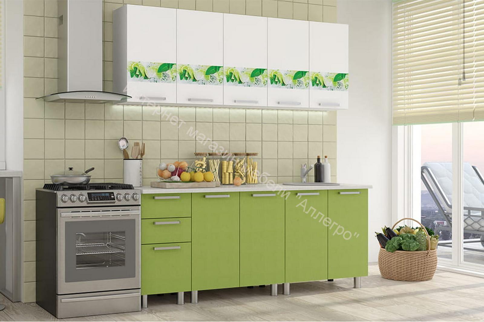 """Кухонный гарнитур """"Скарлетт"""""""