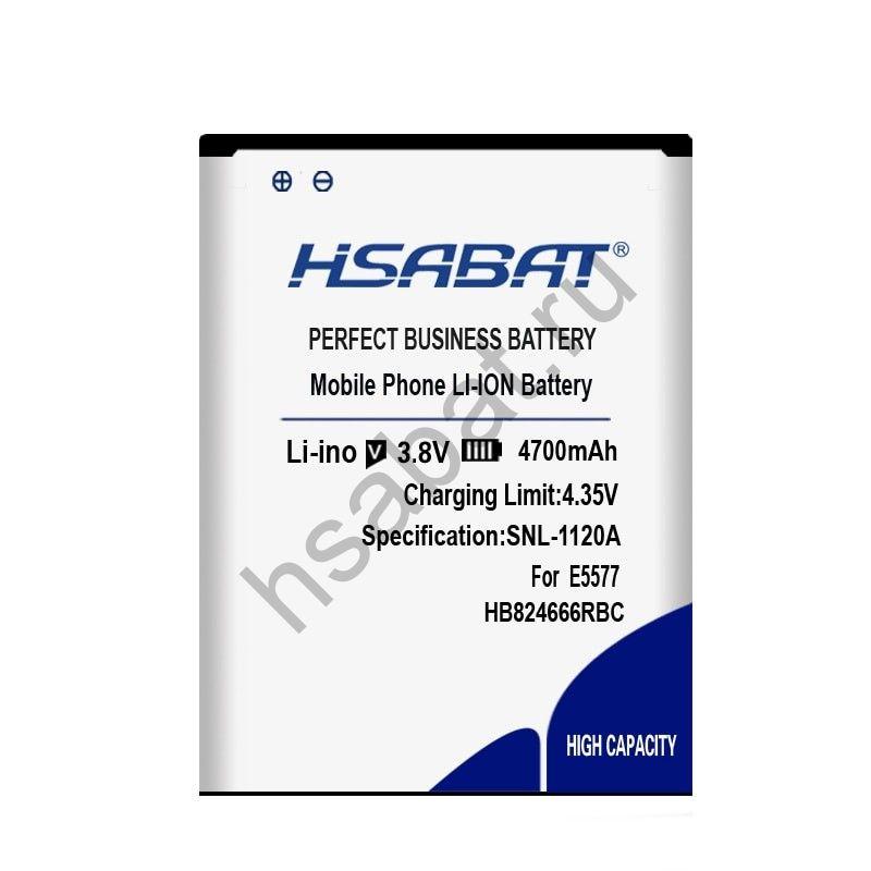 Аккумулятор HB824666RBC 4700 мАч