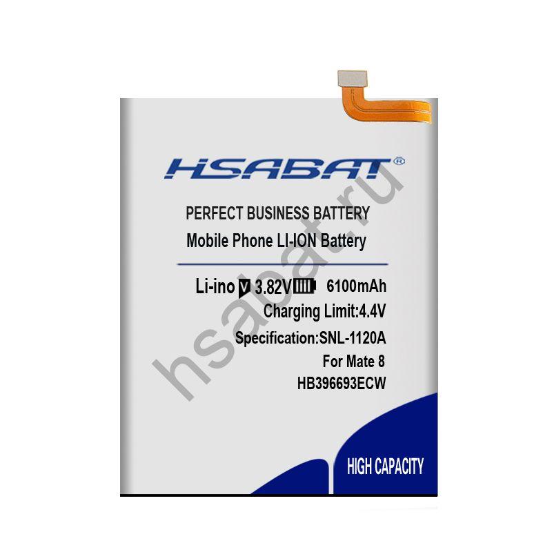 Аккумулятор HB396693ECW 6100 мАч
