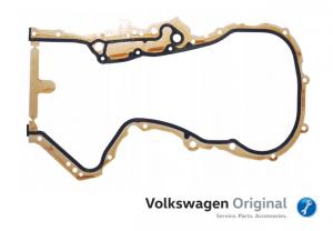 Прокладка крышки цепи Оригинал VAG Volkswagen Polo Sedan CFNA/CFNB