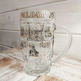 """Пивная кружка """"Валдай. Иверский монастырь"""""""