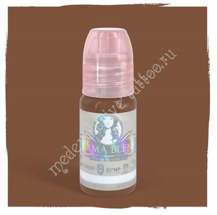 Perma Blend для татуажа бровей Chocolate Kiss 15 ml