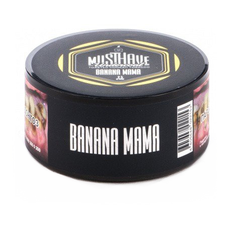 Must Have Banana Mama 25гр