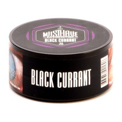 Must Have Black Currant 25гр