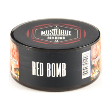 MustHave Red Bomb 25гр