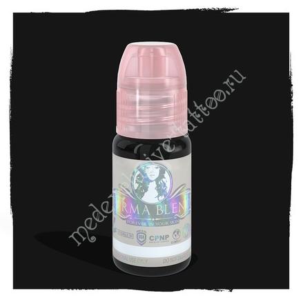 Perma Blend для татуажа глаз Eyeliner Black 15 ml