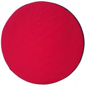 Щит Круглый Мягкий Красный 60 см