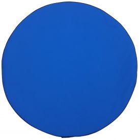 Щит Круглый Мягкий Синий 60 см