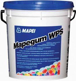 Гидроизоляция Акриловая Mapei Mapegum Wps 25кг Эластичная, Быстровысыхающая для Внутренних Работ