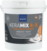 Гидроизоляционная Мастика 2-х комп. Kiilto Keramix A+X 10кг для Ванных, Душевых Комнат, Устройства Террас, Балконов