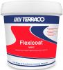 Гидроизоляционная Мастика Terraco Flexicoat Maxi 1кг для Наружных и Внутренних Работ, Готовая, Акриловая, Эластичная, Однокомпонентная