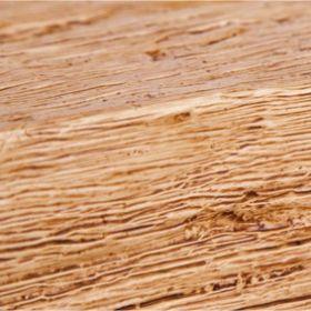 Консоль из Полиуретана Уникс Славянский Стиль КСС2 Орех Д150хШ75хВ165 мм Грубая Обработка Топором
