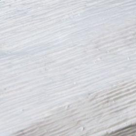 Консоль из Полиуретана Уникс Классика К2 Белый Д120хШ110хВ135 мм Умеренная Обработка Топором