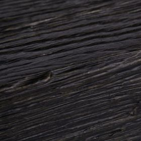 Консоль из Полиуретана Уникс Классика К1 Темная Олива Д90хШ70хВ110 мм Умеренная Обработка Топором